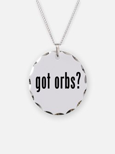 got orbs? Necklace