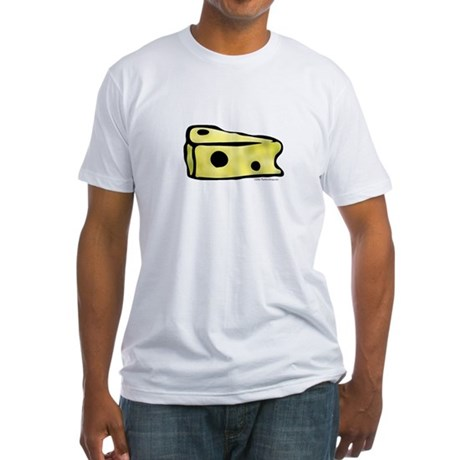 I'm an American Cheese Fitted T-Shirt