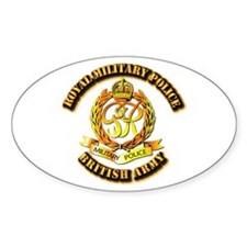 Royal Military Police - UK - w Txt Decal