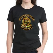 Royal Military Police - UK - w Txt Tee