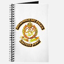 Royal Military Police - UK - w Txt Journal