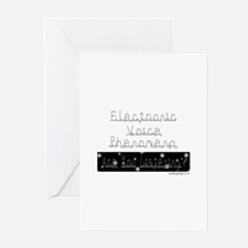 Electronic Voice Phenomena Greeting Cards (Package