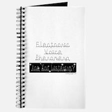 Electronic Voice Phenomena Journal