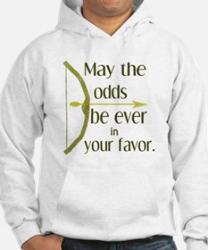 Odds Favor Bow Arrow Hoodie