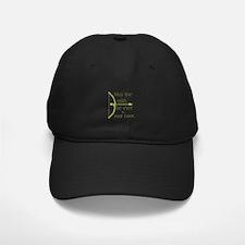 Odds Favor Bow Arrow Baseball Hat