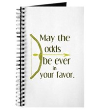Odds Favor Bow Arrow Journal