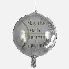 Odds Favor Bow Arrow Balloon