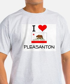 I Love Pleasanton California T-Shirt