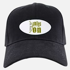 Chins Up Smiles On Bow Arrow Baseball Hat