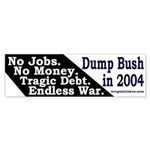No Jobs No Money Tragic Debt and War