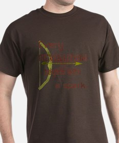 Revolution Spark Bow Arrow T-Shirt
