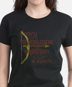 Revolution Spark Bow Arrow Tee