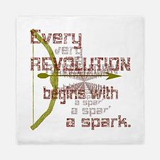 Revolution Spark Bow Arrow Queen Duvet