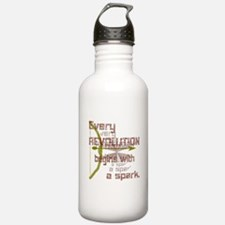 Revolution Spark Bow Arrow Sports Water Bottle