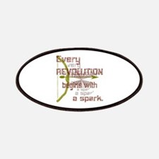 Revolution Spark Bow Arrow Patches