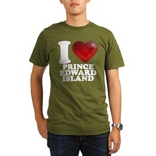 I Heart Prince Edward Island T-Shirt