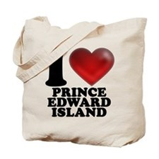 I Heart Prince Edward Island Tote Bag