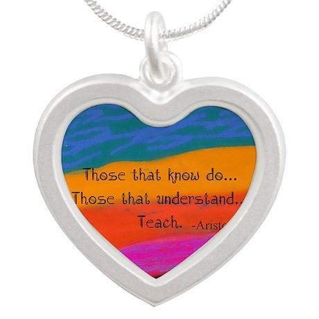 Teacher Appreciation Necklaces
