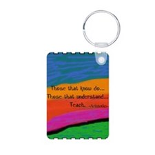 Teacher Appreciation Keychains