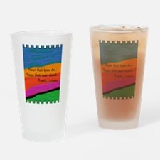 Teacher Appreciation Drinking Glass