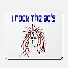 rock the 80's Mousepad
