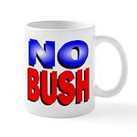 No Bush Mug