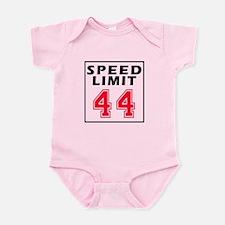 Speed Limit 44 Infant Bodysuit