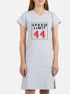 Speed Limit 44 Women's Nightshirt