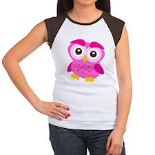 Owl Pink T-Shirt