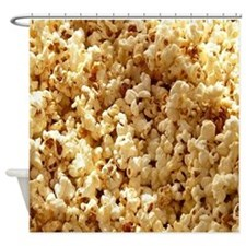 popcorn Shower Curtain