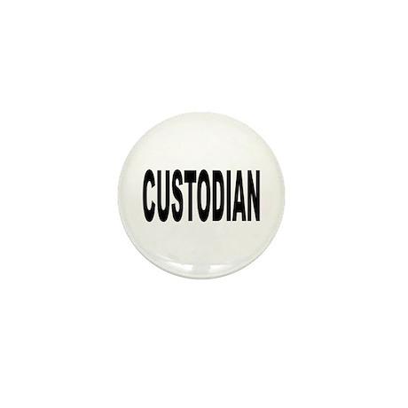 Custodian Mini Button (10 pack)
