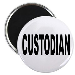 Custodian Magnet