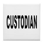 Custodian Tile Coaster