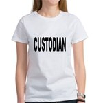 Custodian Women's T-Shirt