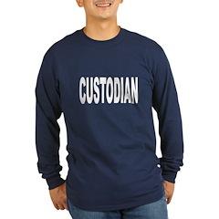 Custodian (Front) T