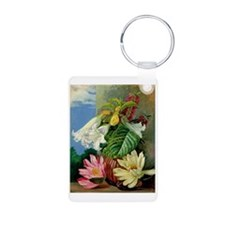 Flowers Cultivated in Bota Keychains