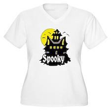 Spooky Plus Size T-Shirt