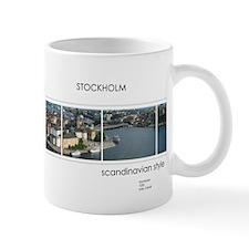 Stockholm souvenirs Mug