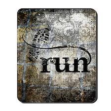 Grunge 26.2 Mousepad
