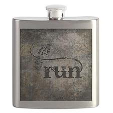Grunge 26.2 Flask