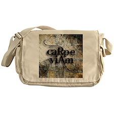 Carpe Viam Messenger Bag