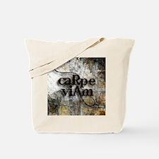 Carpe Viam Tote Bag