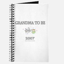 Grandma 2 Be Journal