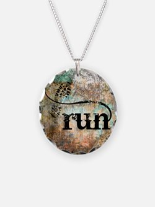 Run by Vetro Designs Necklace