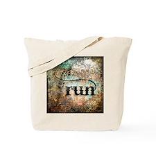 Run by Vetro Designs Tote Bag