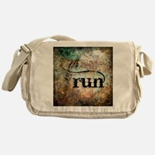 Run by Vetro Designs Messenger Bag