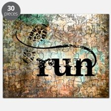 Run by Vetro Designs Puzzle