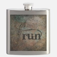 Run by Vetro Designs Flask