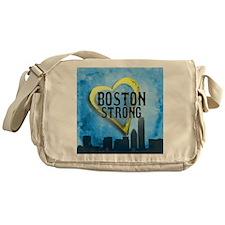 Boston Strong Messenger Bag