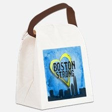 Boston Strong Canvas Lunch Bag